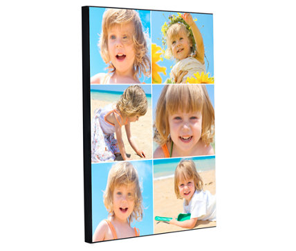 Design Your Own - 6 Photo Spots Photo Panel 11