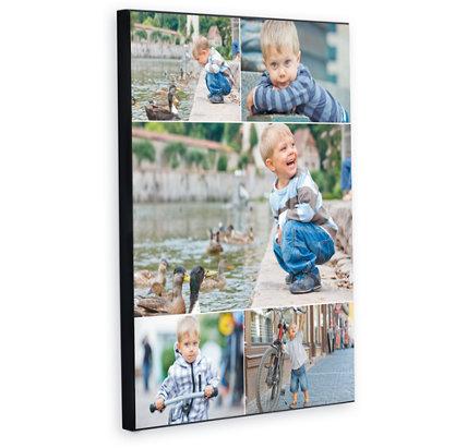 Design Your Own - 5 Photo Spots Photo Panel 16