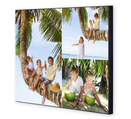 Design Your Own - 3 Photo Spots Photo Panel 20