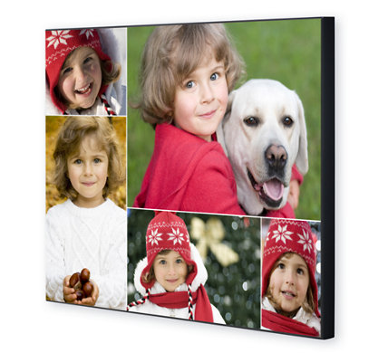 Design Your Own - 5 Photo Spots Photo Panel 20