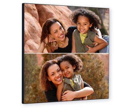 Design Your Own - 2 Photo Spots Photo Panel 12