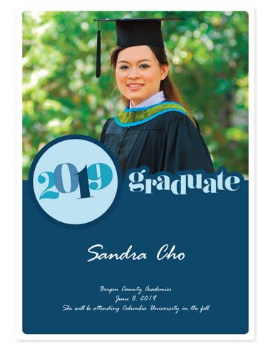 Memorable Year Graduation Party Invitations