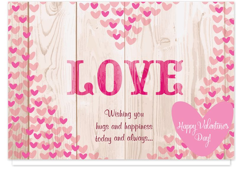 heart full of love valentines day cards cherishables