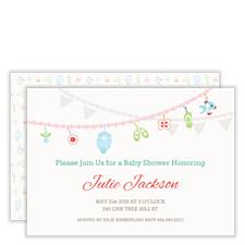 Charmed Baby Shower Invites