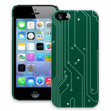 Circuit Board Highway iPhone 5/5s ColorStrong Slim-Pro Case
