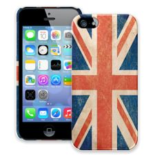 Vintage British Flag iPhone 5/5s ColorStrong Slim-Pro Case