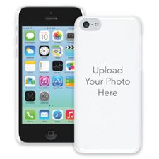 Design Your Own - 1 Photo iPhone 5c ColorStrong Slim-Pro Case