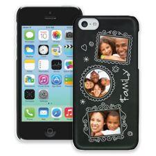 Chalk Portraits Trio iPhone 5c ColorStrong Slim-Pro Case