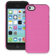 Pink Waves iPhone 5c ColorStrong Cush-Pro Case