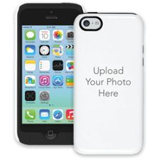 Design Your Own - 1 Photo iPhone 5c ColorStrong Cush-Pro Case