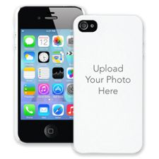 Design Your Own - 1 Photo iPhone 4/4s ColorStrong Slim-Pro Case
