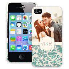 Vintage Romance iPhone 4/4s ColorStrong Slim-Pro Case