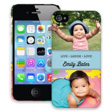 All Yours iPhone 4/4s ColorStrong Slim-Pro Case