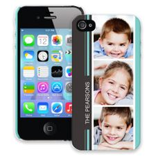 Racing Stripes iPhone 4/4s ColorStrong Slim-Pro Case