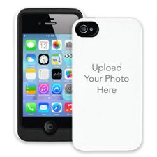 Design Your Own - 1 Photo iPhone 4/4s ColorStrong Cush-Pro Case