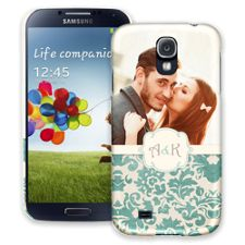 Vintage Romance Samsung Galaxy S4 ColorStrong Slim-Pro Case
