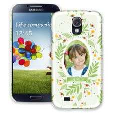 Leaves & Berries Samsung Galaxy S4 ColorStrong Slim-Pro Case