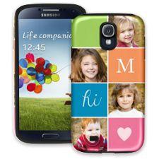 ColorBlocks Samsung Galaxy S4 ColorStrong Cush-Pro Case
