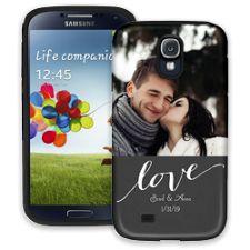 Bold Love Samsung Galaxy S4 ColorStrong Cush-Pro Case
