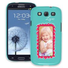 Love Scribbles Samsung Galaxy S3 ColorStrong Slim-Pro Case