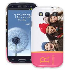 Rainbow Sherbet Samsung Galaxy S3 ColorStrong Slim-Pro Case