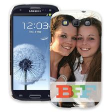 BFF Banner Samsung Galaxy S3 ColorStrong Slim-Pro Case