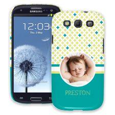 Teal Dreams Samsung Galaxy S3 ColorStrong Slim-Pro Case