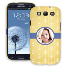Blue Ribbon Anchors Samsung Galaxy S3 ColorStrong Slim-Pro Case