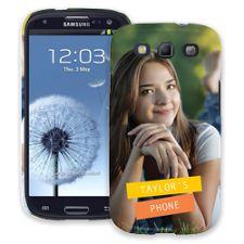 Retro Label Samsung Galaxy S3 ColorStrong Slim-Pro Case