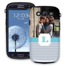 Chevron Initial Samsung Galaxy S3 ColorStrong Cush-Pro Case