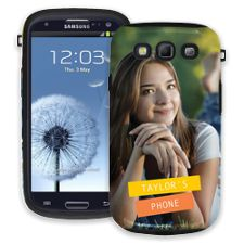 Retro Label Samsung Galaxy S3 ColorStrong Cush-Pro Case