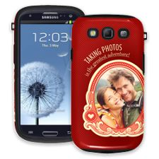 Adventure Portrait Samsung Galaxy S3 ColorStrong Cush-Pro Case