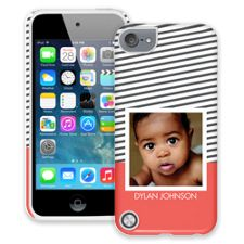 Skinny Stripes iPod Touch 5 ColorStrong Cush-Pro Case