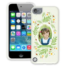 Leaves & Berries iPod Touch 5 ColorStrong Cush-Pro Case