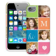 ColorBlocks iPod Touch 5 ColorStrong Cush-Pro Case