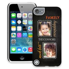 Family Portrait Duo iPod Touch 5 ColorStrong Cush-Pro Case