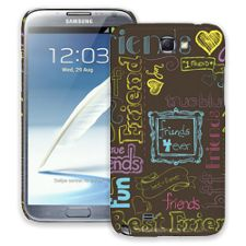 Friends Neon Samsung Galaxy Note 2 ColorStrong Slim-Pro Case