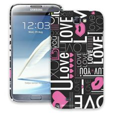 Love Samsung Galaxy Note 2 ColorStrong Slim-Pro Case