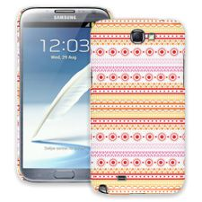 Orange Tribal Samsung Galaxy Note 2 ColorStrong Slim-Pro Case