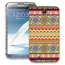 Happy Bright Tribal Samsung Galaxy Note 2 ColorStrong Slim-Pro Case