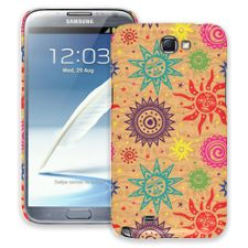 Sun Tan Samsung Galaxy Note 2 ColorStrong Slim-Pro Case