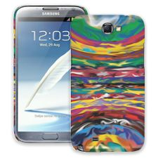 Psychedelic Paint Swirls Samsung Galaxy Note 2 ColorStrong Slim-Pro Case