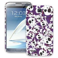 Skull Prince with Beats on Purple Samsung Galaxy Note 2 ColorStrong Slim-Pro Case