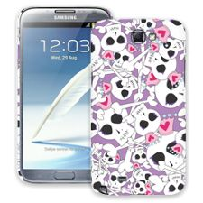 Skull Princess Samsung Galaxy Note 2 ColorStrong Slim-Pro Case