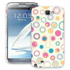 Retro Pink and Blue Samsung Galaxy Note 2 ColorStrong Slim-Pro Case