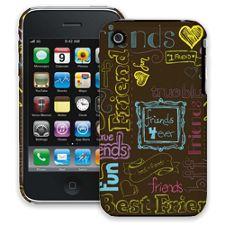 Friends Neon iPhone 3GS ColorStrong Slim-Pro Case