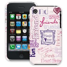 Friends Pink iPhone 3GS ColorStrong Slim-Pro Case
