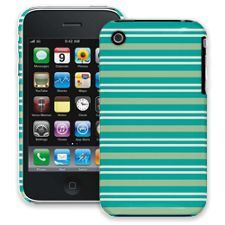 Striped Ocean iPhone 3GS ColorStrong Slim-Pro Case