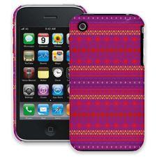 Purple Tribal iPhone 3GS ColorStrong Slim-Pro Case