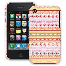 Orange Tribal iPhone 3GS ColorStrong Slim-Pro Case